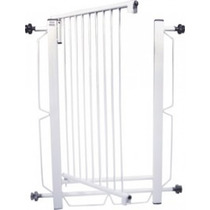Grade Portão P Isolamento Proteção 70x86cm Com Extensor 15cm