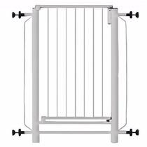 Grade Portão De Proteção Para Bebês E Pets + Extensor 10cm