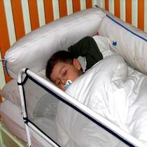 Grade De Proteção Para Box Cama Infantil Bebê Idoso - Branca