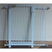Portão De Porta/escada Para Segurança De Crianças Ou Pets