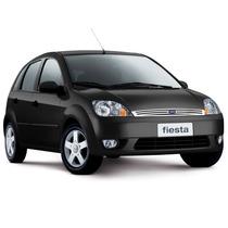 Grade Fiesta 03/07 Cromada 100% Aço Inox - 3r Acessórios