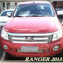 Sobre Grades Ranger 2013 2015 Aço Inox 304 Ford Ranger Inox