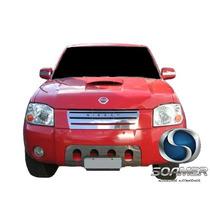 Grade Frontier Até 2007 Em Aço Inox Para Nissan Frontier