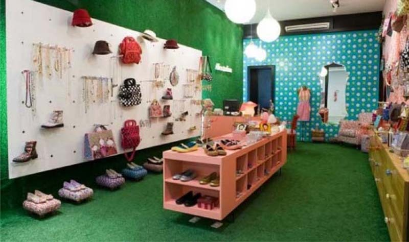 grama sintetica decorativa mercado livre:Grama Sintética Decorativa Vitrine Loja Shopping Comércio – R$ 29,99