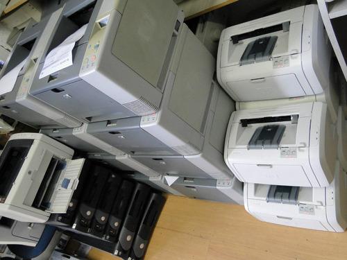 Grande Lote De Hp Laserjet 2420dtn/1320dn/p2015/ 4250/4200