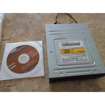 Combo Dvd Samsung Ide Modelo Sh-m522 Nova! Não Grava Dvd.