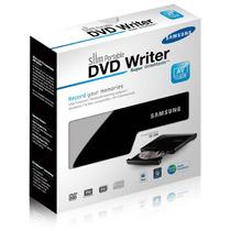 Gravador De Dvd Slim Samsung 8x - Se-208db