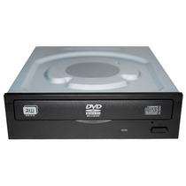 Gravador Dvd Lite-on Black 22x Dvdrw 48x Cdrw 2mb Cache Sata
