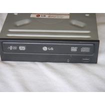 Drive Gravador De Dvd/cd - Ide - Lg Modelo Gsa-h12n