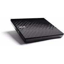 Gravador Dvd E Cd Externo Usb 2.0 Slim Asus Preto Com Nf