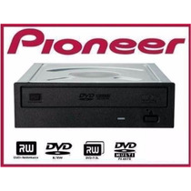 Gravador Dvd Pioneer Dvr 118 Lbk Sata - Label Flash - Novo