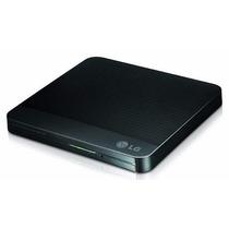 Frete Grátis - Gravador Dvd Externo Philips Lite On Slim Usb
