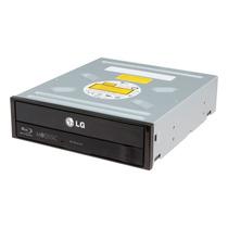 Gravador Bluray Lg Wh16ns40 16x Sata Cd Dvd Compatível 3d Nf