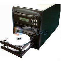 Torre Duplicadora De Dvd E Cd Com 3 Gravadores Samsung