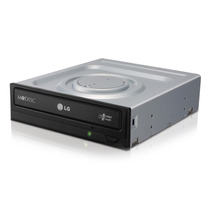 Gravador Interno Sata Dvd-rw 24x Gh24nsc0b Lg