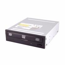Gravador Dvd Drive Lite On Ihas120 Ihas120-04 6 Rw Sata Novo