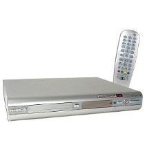 Gravador De Dvd De Mesa Philips Dvdr3350h - Hd De 80gb