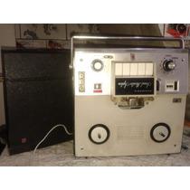 Gravador De Rolo Panasonic Rq 705