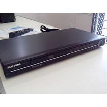 Gravador Dvd Samsung Dvd-r130 Super Conservado Completo