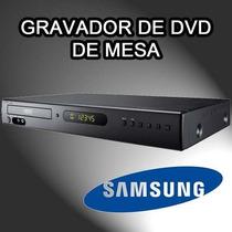 Dvd Gravador De Mesa Sansung R170