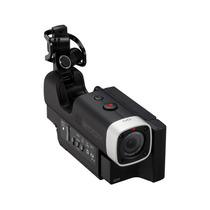 Gravador Digital Áudio E Vídeo Resolução 1080p Sd Q4 Zoom
