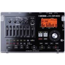Gravador Boss Br800 Na Cheiro De Musica Loja Autorizada !!