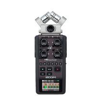 Gravador Digital Zoom H6 Portátil Lançamento + Case Viagem