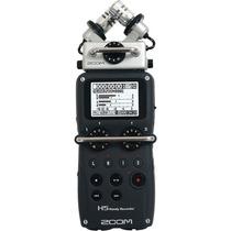 Gravador Zoom H5 Gravador De Áudio Digital Portátil De Mão