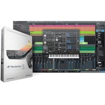 Presonus Studio One 3 Pro Português + Sound Sets Completo