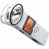 Gravador Digital Zoom H1 Super Portátil Áudio E Voz