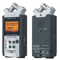 Gravador Digital De Áudio Zoom H4n Sp Handy Recorder Ac0385