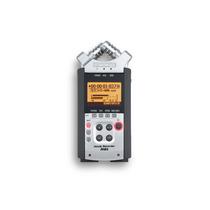 Gravador De Audio Digital Zoom H4nsp Handy Recorder H4n Sp