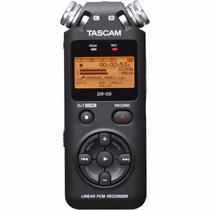 Gravador De Voz Digital Tascam Dr-05