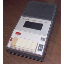 Gravador Sanyo Cassete Recorder M-488 D