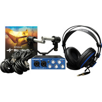Presonus Audiobox Stereo + Studio One 2 + Envio Imediato!