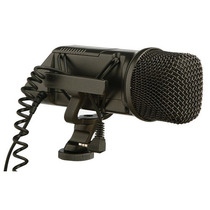Microfone Profissional Rode Videomic Stereo X/y Dslr