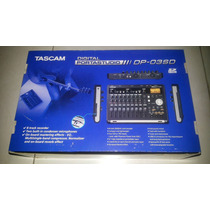 Tascam Dp-03sd - Digital Portastudio- Promocao
