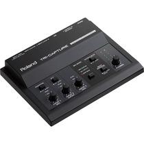 Interface Roland Ua33 Tri Capture 1 Ano De Garantia