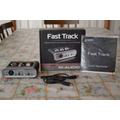 Placa Interface M Audio Fast Track 2 Canais Mais Pro Tools