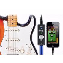 Irig Pro Ik Multimidia Interface Audio Novo