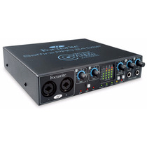 Interface Áudio Firewire Focusrite Saffire Pro 24 Dsp 17339