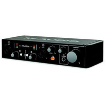 M-audio M-track Plus - Garantia De 1 Ano Interface 24/96 Khz