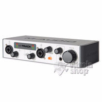Placa De Som Usb M-track 2 M-audio Interface De Audio Loja