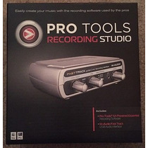 M-audio Pro Tools Recording Studio