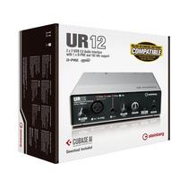 Steinberg Ur12 , Interface De Áudio 96k , Usb , Nfe + Gtia !