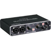 Roland Ua-55 Quad-capture Interface Áudio Usb 2.0 Ua55 Placa