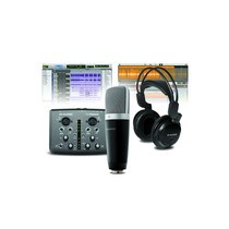 Interface De Gravação Vocal Studio Pro Kit ( Estado)