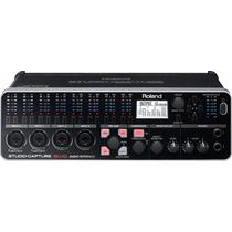 Roland 16x10 Studio-capture Interface De Audio Profissional