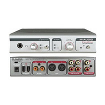 Interface De Áudio Firewire M-audio Audiophile Maudio Placa