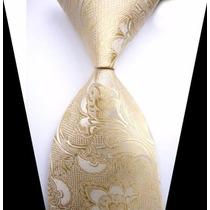 Gravata Importada Exótica Feita A Mão 100% Seda Casamento
